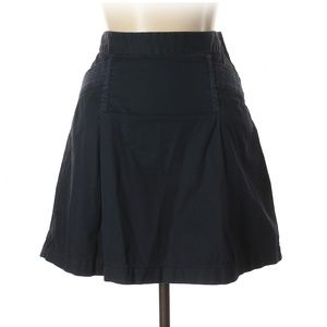 J. Crew Black Mini Skirt